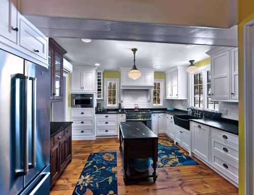 EDW Builders Historic Bucks County Kitchen Holland PA