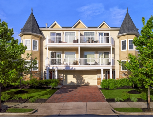 Margate City, NJ Condo Complex