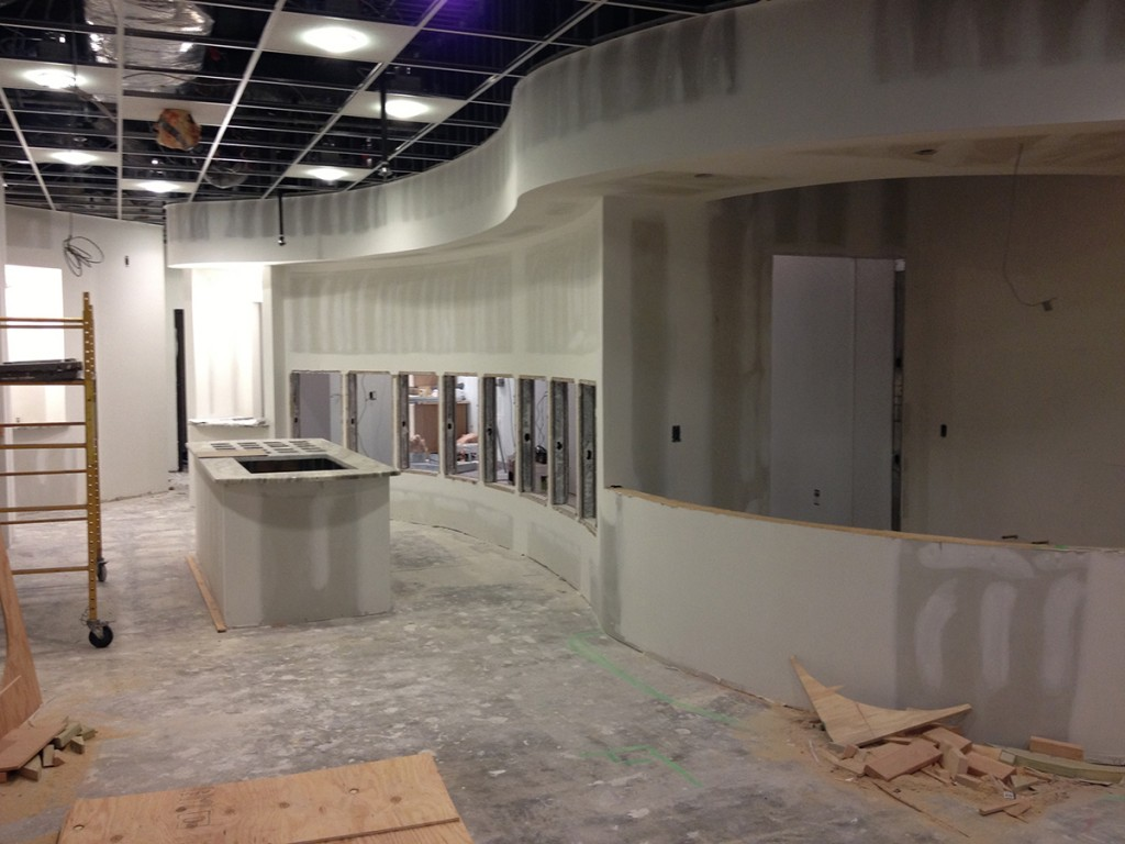 Commercial Demolition Experts – Precision Custom Commercial Interior Construction